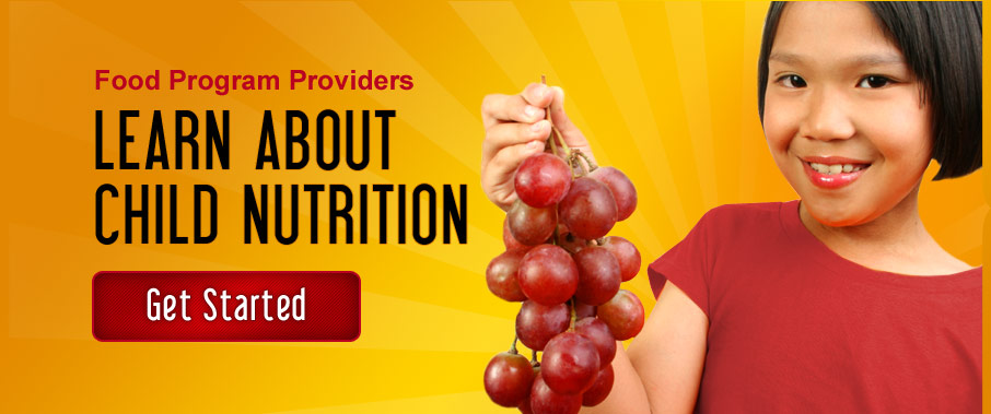 Learn about Child Nutrition